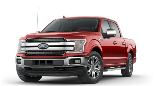 New 2019 Ford F-150 4WD SuperCrew Box Near Springfield OH